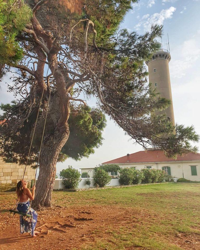 Svjetionik Veli Rat, Dugi otok