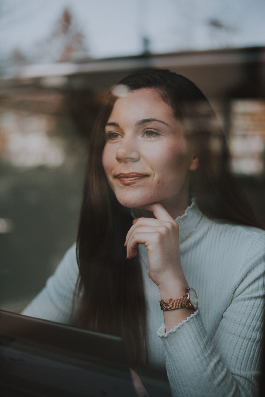 Portraits of Sara Peranic